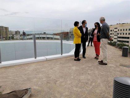 """La nueva estación de autobuses de Logroño abrirá """"en uno o dos años"""", aunque su parque estará listo """"en próximos meses"""""""