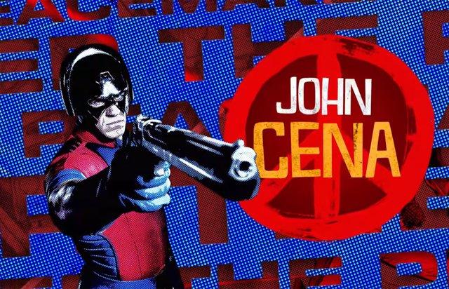 John Cena protagonizará la serie de Peacemaker, spin-off de The Sucide Squad, en HBO