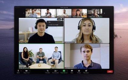 Zoom permite destacar o fijar múltiples vídeos en las reuniones
