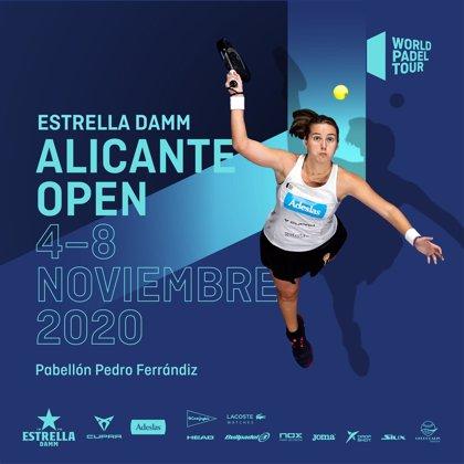 Alicante y Vigo, próximas pruebas de World Padel Tour en noviembre