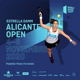 Pádel.- Alicante y Vigo, próximas pruebas de World Padel Tour en noviembre