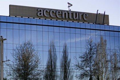 Accenture eleva un 6,9% el beneficio en su año fiscal, hasta 4.386 millones