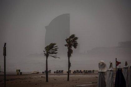 Protecció Civil activa la alerta por fuertes ráfagas de viento la madrugada del viernes
