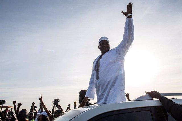 """Gambia.- El principal partido opositor acusa a Barrow de intentar """"perpetuarse"""""""