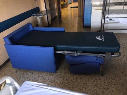 Fundación El Gancho Infantil dona 20 sillones a Pedriatría de los hospitales de Algeciras y La Línea