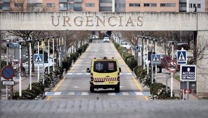 Un joven con problemas psiquiátricos apuñala a un cura a la puerta de su iglesia en Alcorcón (Madrid)
