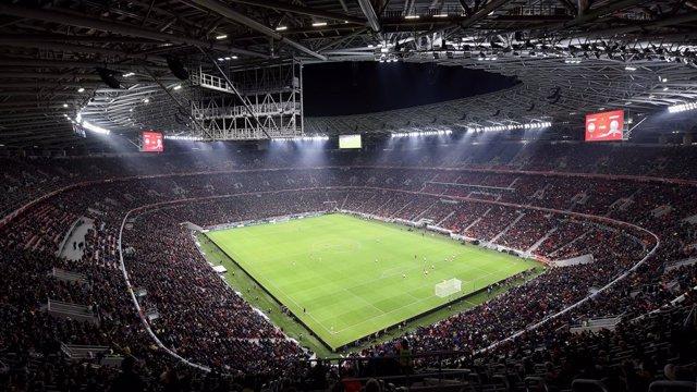 """Fútbol.- La UEFA pide """"responsabilidad"""" a los aficionados que acudan a la Superc"""