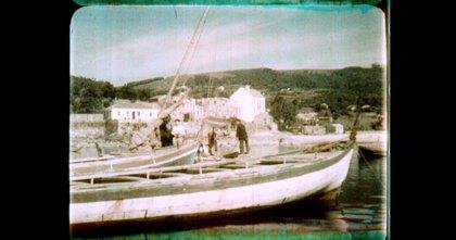 Filmoteca recupera el color original de 'Pontevedra', cuna de Colón, primera película polícroma rodada en España en 1927