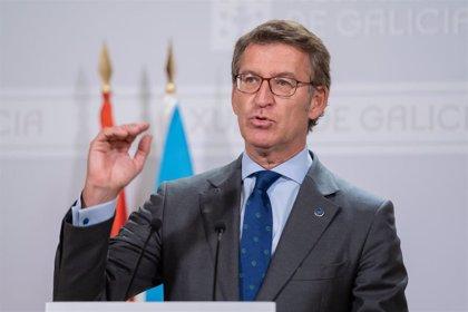 Feijóo elude aclarar los contratos para rastreo en Galicia y reitera que lo hacen distintos profesionales