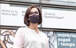 La nova directora de l'IVAM, Nuria Enguita.