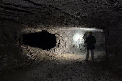 El proyecto de restauración del paisaje minero de Montaña Alavesa permitirá visitar Mina Lucía (Arraia-Maeztu)