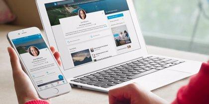 LinkedIn acompaña el rediseño de la plataforma con novedades en la herramienta de búsqueda