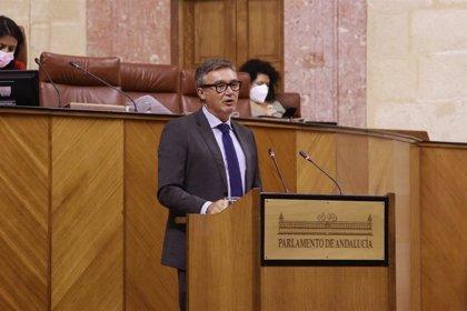 El Parlamento aprueba el dictamen para la recuperación de Andalucía con el rechazo de PSOE-A y Adelante