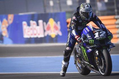 Montmeló acoge una lucha a cuatro por el liderato de MotoGP