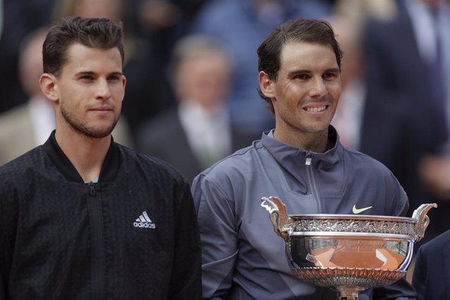 AV.- Tenis/Roland Garros.- Rafa Nadal debutará en Roland Garros ante el bielorru