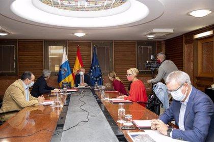 El Gobierno invertirá 5,6 millones para finalizar la carretera Ofra-El Chorrillo (Tenerife)