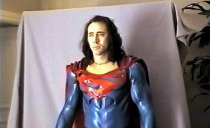 ¿Nicolas Cage será un nuevo Superman en la película de The Flash?