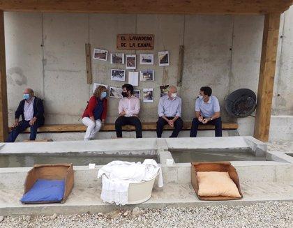 El Gobierno de La Rioja recupera el lavadero de la Fuente Tosca en La Villa de Ocón