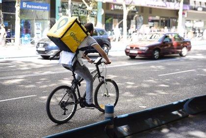 La asociación de 'riders' autónomos afirma que la inclusión en la Seguridad Social mermaría sus ingresos