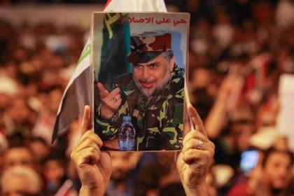 El destacado clérigo Muqtada al Sadr pide a las FMP que eviten que sus milicias sigan ejecutando ataques en Irak