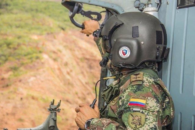 Colombia.- Muere una mujer tras ser tiroteada por un militar en el suroeste de C