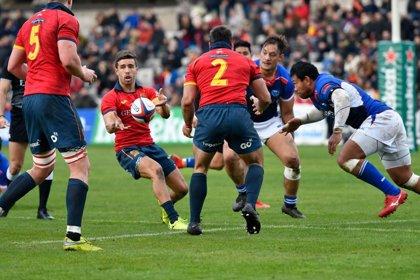 La selección española masculina de rugby preparará el duelo ante Portugal con dos amistosos en Uruguay
