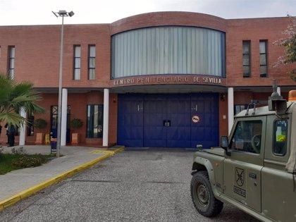 """CSIF Sevilla pide la suspensión """"temporal"""" de las comunicaciones vis a vis y familiares de los reos ante la pandemia"""