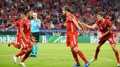 Javi Martínez deja al Sevilla sin Supercopa