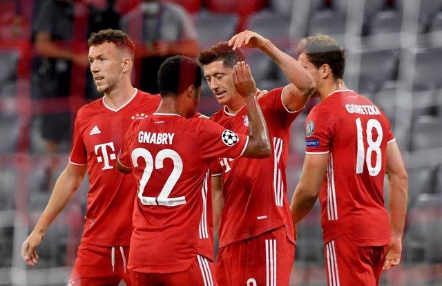 Fútbol/Supercopa.- Crónica del Bayern Múnich - Sevilla, 2-1