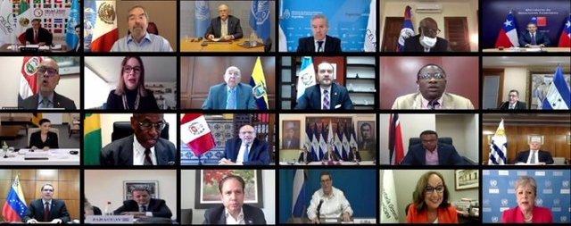 """Iberoamérica.- La CELAC aprueba una declaración en la que considera """"legítimas"""""""