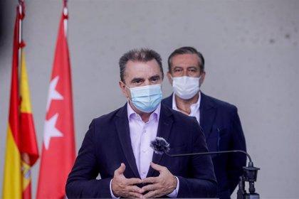 """Delegación del Gobierno """"actuará en consecuencia"""" sobre carga policial junto a la Asamblea, con 6 heridos y 4 detenidos"""