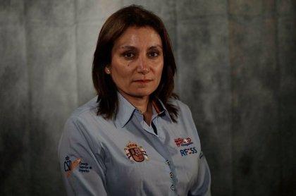 Isabel García Sanz, tercera española que ingresa en la Orden de Salvamento de la Federación Internacional