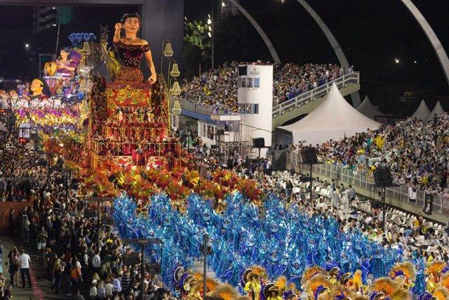Coronavirus.- Río de Janeiro aplaza su carnaval de 2021 por la pandemia de coron