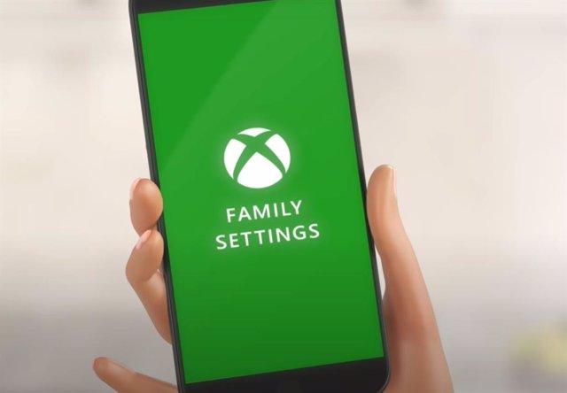'Xbox Family Settings'