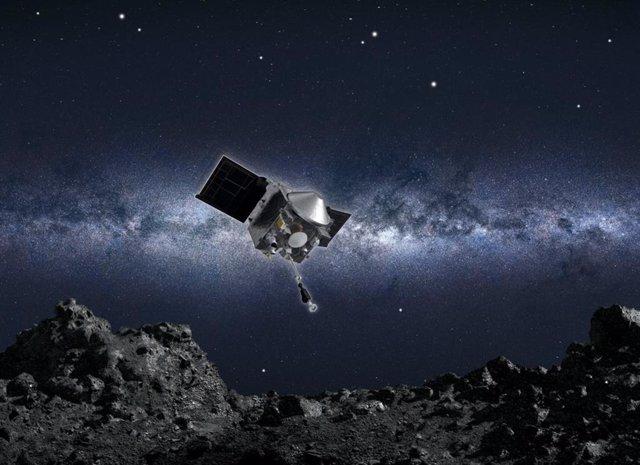 Cuenta atrás para el descenso a Bennu de la sonda OSIRIS-REx de la NASA