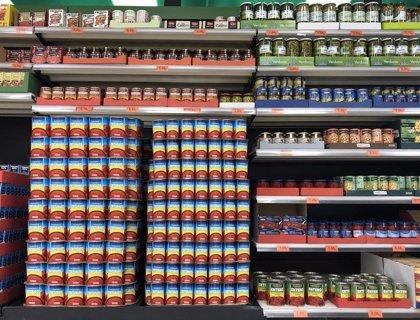 Mercadona compra 180.000 toneladas de tomate a productores de Cáceres y Toledo para venderlo en conservas