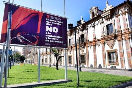 La Diputación de Córdoba hace un llamamiento a los ayuntamientos para que se unen a la Red de Municipios contra la Trata