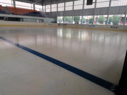 La Pista de Hielo de Logroño inicia la temporada el lunes para los clubes y el viernes para el patinaje libre