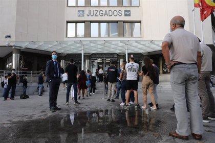 Las demandas por despido crecen casi un 16% en Madrid en el segundo trimestre de 2020 debido a la pandemia