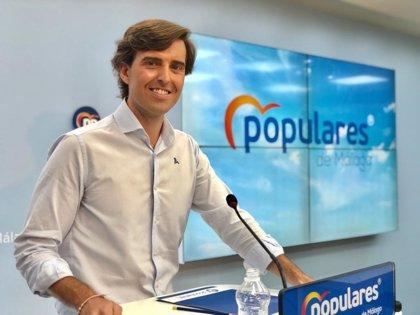 """PP iniciará una ofensiva para que el Gobierno """"dé la cara"""" y explique por qué """"ha vetado"""" al rey Felipe VI en Barcelona"""