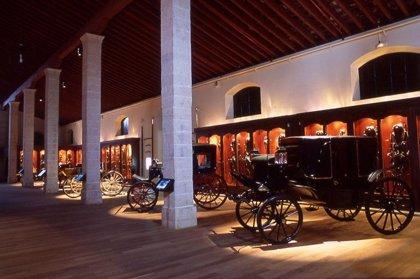 Turismo.- La Real Escuela de Arte Ecuestre celebra este lunes una jornada de puertas abiertas