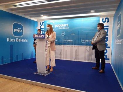 El PP critica que España no haya pedido ayudas europeas para turismo y reclama alargar ERTEs