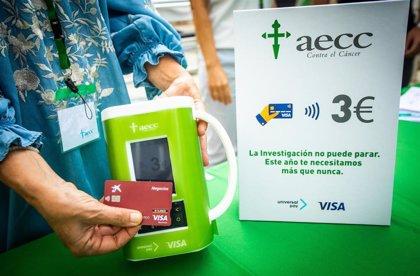 AECC Valencia recauda más de 60.000 euros en la primera fase de su cuestación