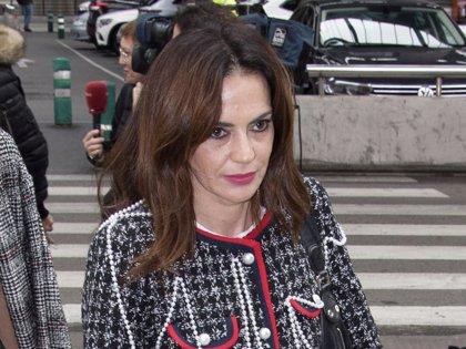 ¿Qué opina Olga Moreno de las grabaciones en las que la supuesta amante de Antonio David, habla de su relación?