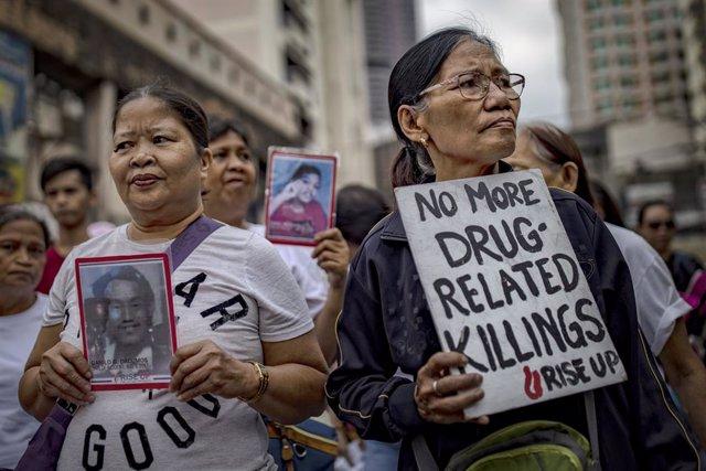 Filipinas.- Amnistía denuncia el clima de impunidad y la continuación de las eje