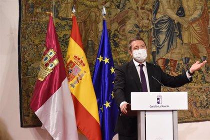 """Page se reunirá """"en pocos días"""" en Toledo con el ministro de Transportes para analizar distintos proyectos para C-LM"""