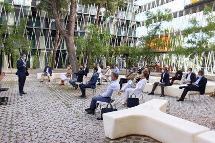 La Comunidad impulsa una estrategia para la transición hacia una arquitectura más amable y sostenible