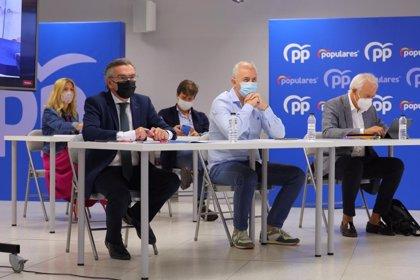 """Beamonte (PP): """"Escuchar a expertos es fundamental para tomar decisiones, pero a los de verdad, no a los imaginarios"""""""
