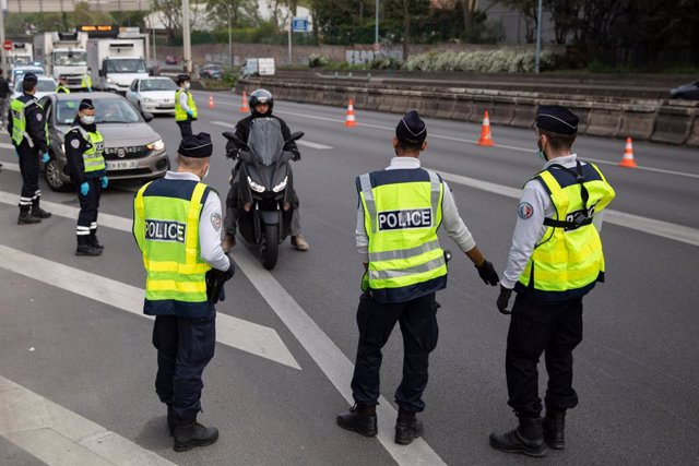 AMP.- Francia.- Detenido un sospechoso por el ataque con cuatro heridos cerca de