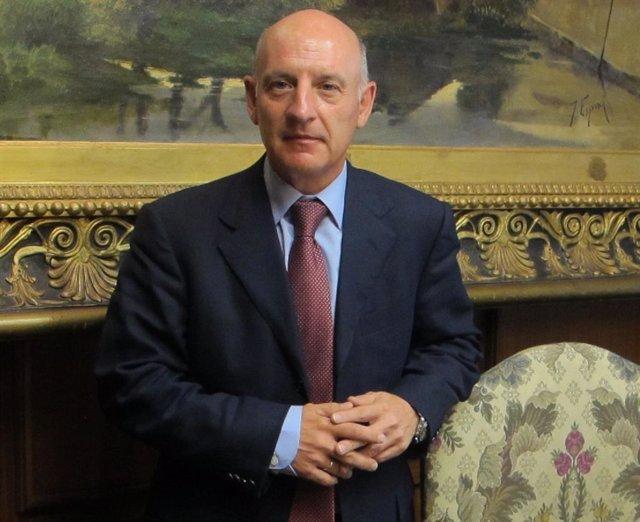 """Presidente del TSJCM, """"decepcionado"""" por la ausencia del Rey en Barcelona: """"Simb"""